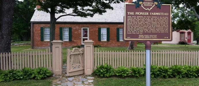 pioneer farm museum