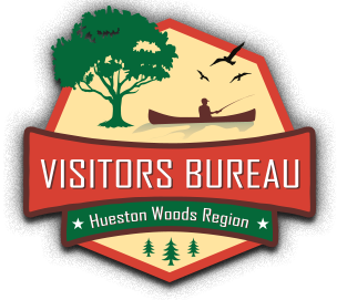 Visitors Bureau Hueston Woods Region logo