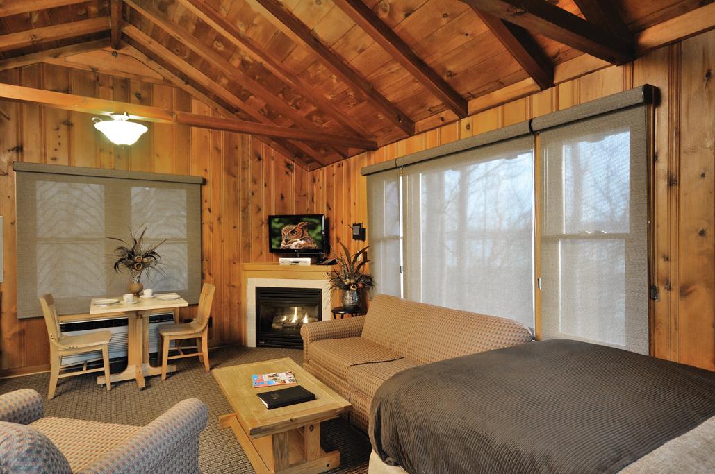 Cottages Visitors Bureau Hueston Woods Region