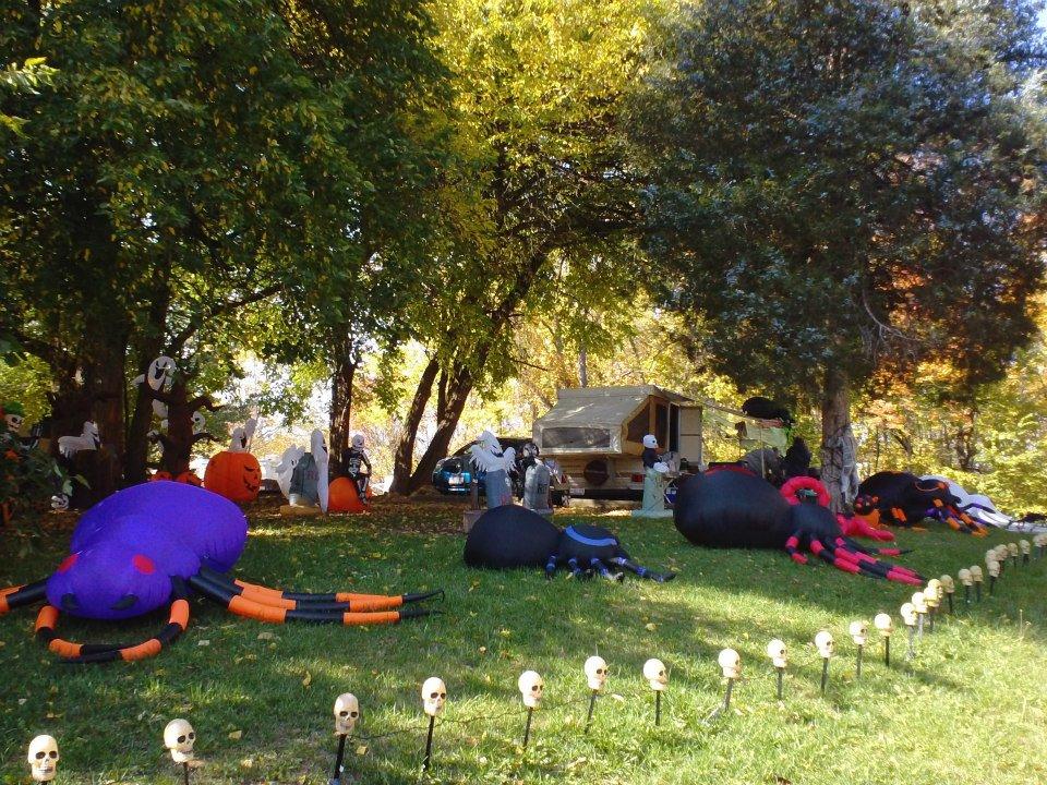 Hueston Woods 2020 Halloween Camp Halloween Festival | Visitors Bureau Hueston Woods Region