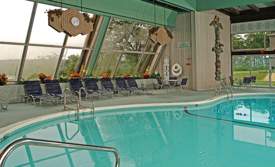 Swimming Visitors Bureau Hueston Woods Region